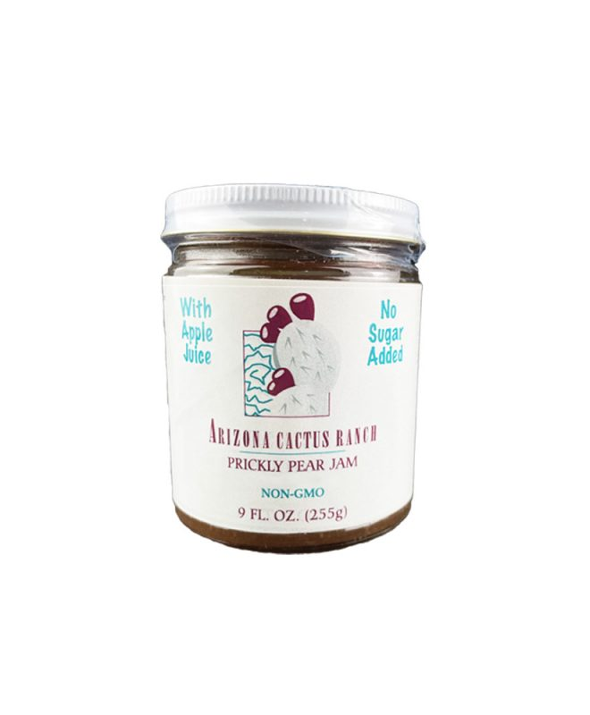 prickly pear fruit spread 9oz. prickly pear jelly 9oz. prickly pear spread 9oz.